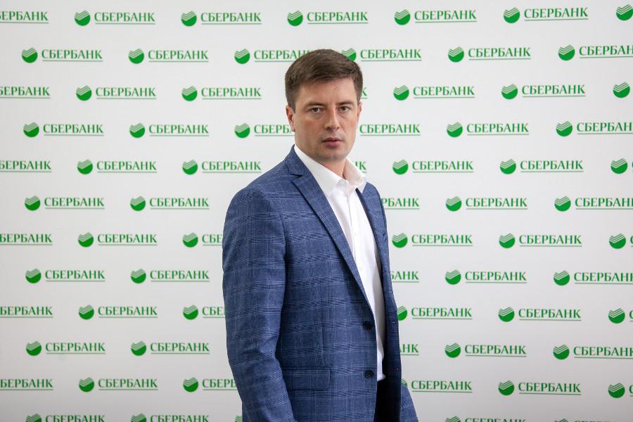 Роман Петрухин возглавил Липецкое отделение ПАО Сбербанк.