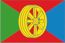 флаг Грязинского райна